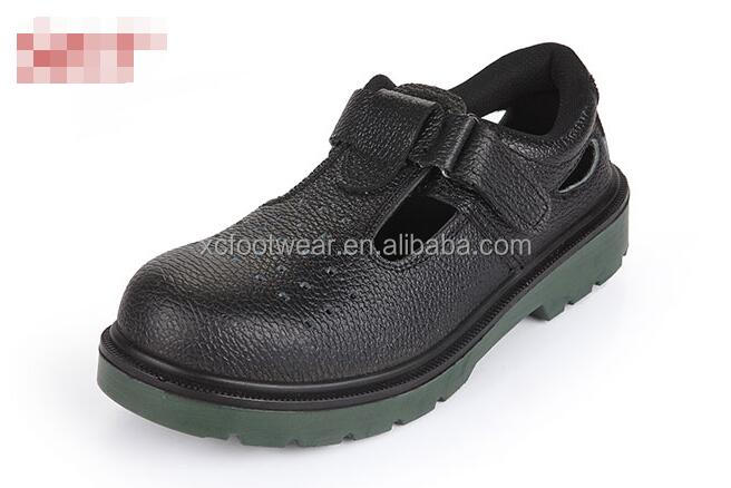 genuine <strong>leather</strong> anti oil slip warm high cut winter cold weather safety boots