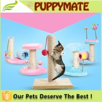 Wholesale Cat Tree House, Cat Scratching Tree, Climbing Sisal Cat Tree