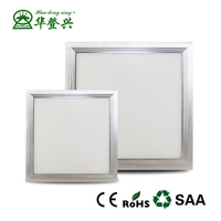 Front Lighting and Ceiling Mounted Led Panel Light With CE And RoHS Certification And 3 Years Warranty