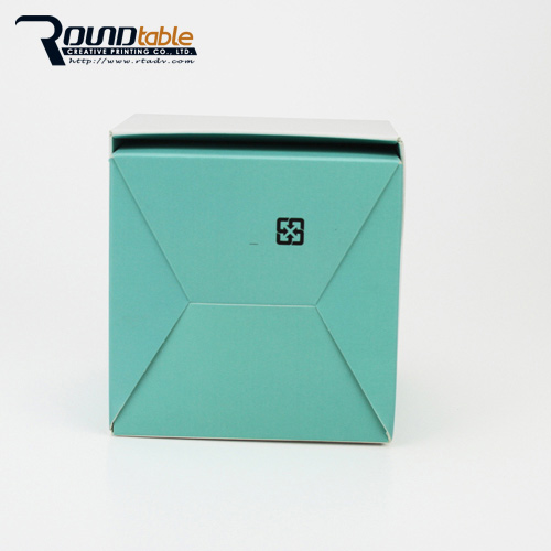 Irregular shape lively paper box printing for special packaging