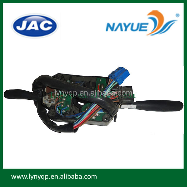 JAC truck spare partscombination switch OEM 3774920D304