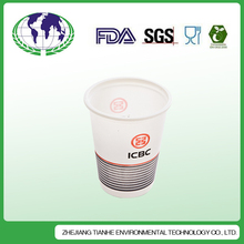 FDA SGS certificate frosted disposable cup hot new products for 2015