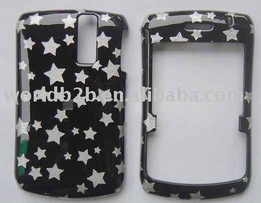 Colorful Crystal Case for BlackBerry 8300/8310/8320/8330