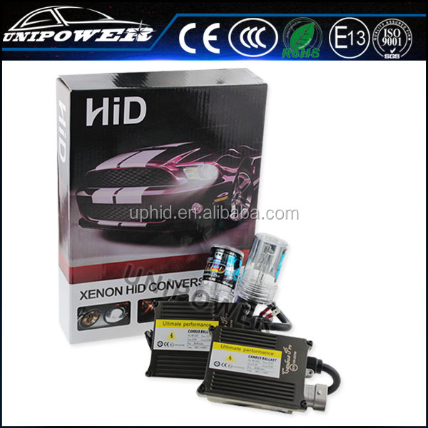 Hottest h13 canbus hid xenon kit, 12V 35W 55W 75W h4 Ultra Slim kit h7 Top quality Economic price