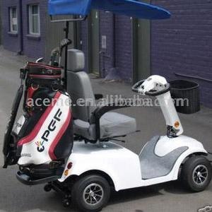 mobility scooter made in ACEME for elder and disabled electric golf cart