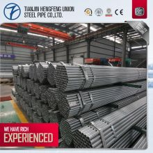construction companies zic oil pre-galvanized steel pipe
