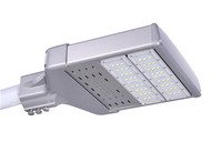 100w street light timer switcht, dc solar home system lithium Street light IP 66 Aluminum led street fixture CE RoHS TUV