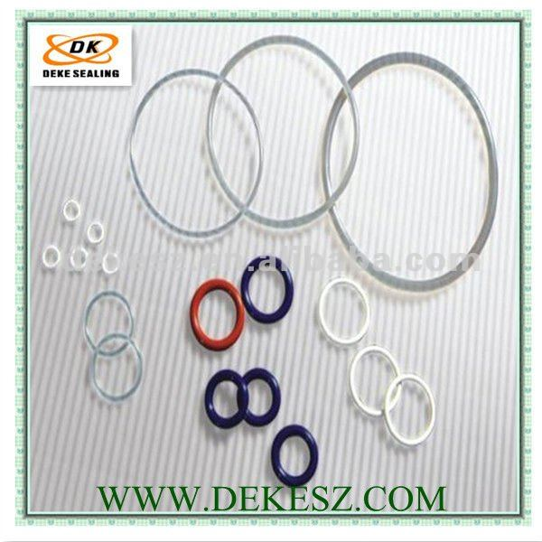 Colored silicone soft rubber o ring,Factory/ISO9001,TS 16949