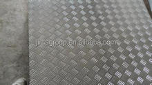 5083 hot sale skid resistance aluminum embossed plate for railway /auto/ship / ocean/boat