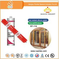 Fire rated Silicone Sealant/ good adhesive performance silicone sealant