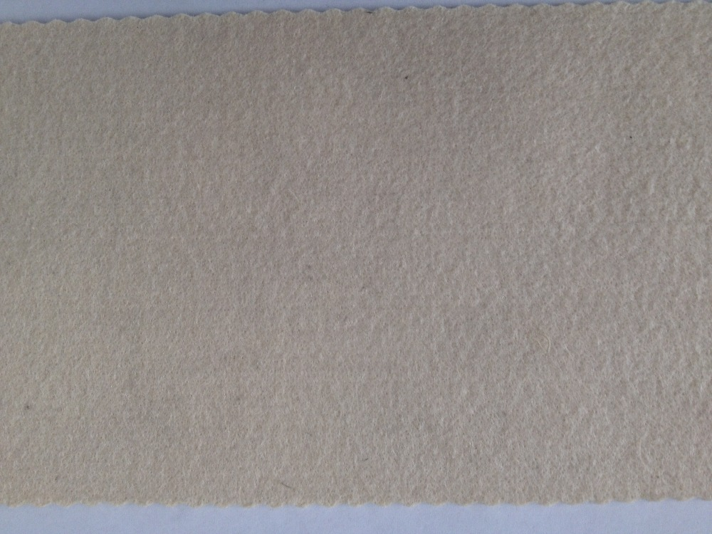 PPS media intermediate and normal temperature non woven filter felt