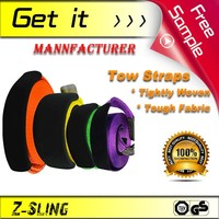 Online Shopping, Z-Sling polyester webbing Rope Eyes Tow Ropes and tow strap china supplier