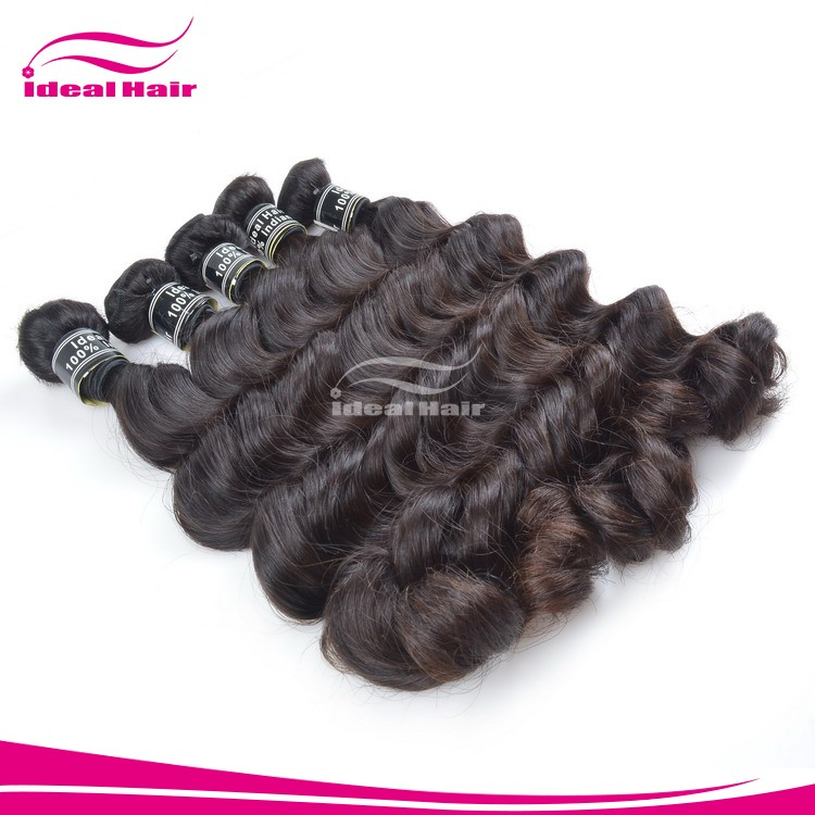 high quality best seller 6a 100% remy wholesale top grade indian hair
