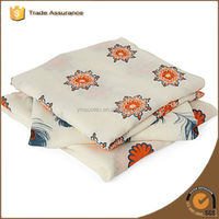 fresh print bamboo baby blanket with cheap price for baby