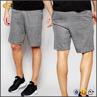 Ecoach wholeslae Drawstring sweat Jersey Shorts men sports Shorts with Side pockets