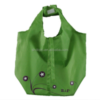 Low price Cheapest foldable art polyester bag