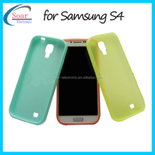 Wholsale mobile phone cover for samsung i9190 galaxy s4 mini tpu case cover for samsung s4 case