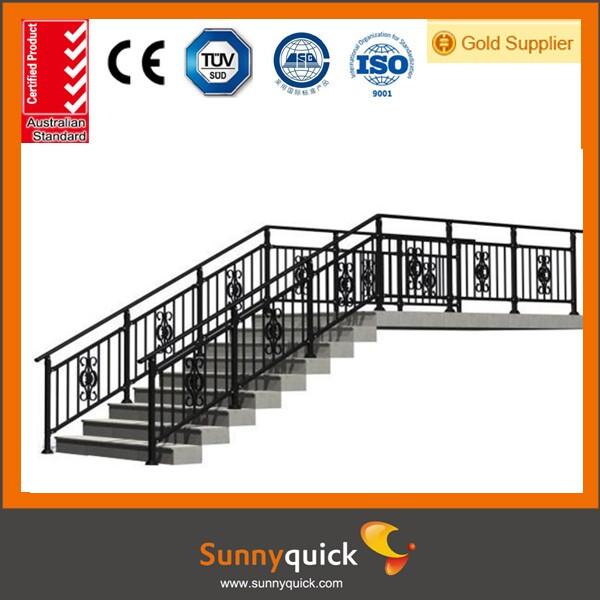 disegno Railing veranda : acciaio inox corrimano balcone ringhiera con COME satndard disegno ...