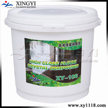 high gloss marble granite polishing compound