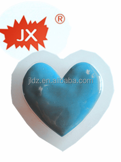 Blue love star Waterproof custom sound chips module led flashing light for clothes, toy,shoes,