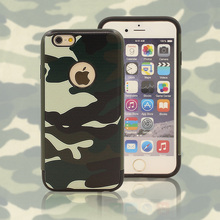 2016 New Camouflage Skin Case Cover For IPhone 4 5 6,Cell Phones Smartphones