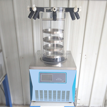 Lab mini freeze dryer lyophilizer price drying technology