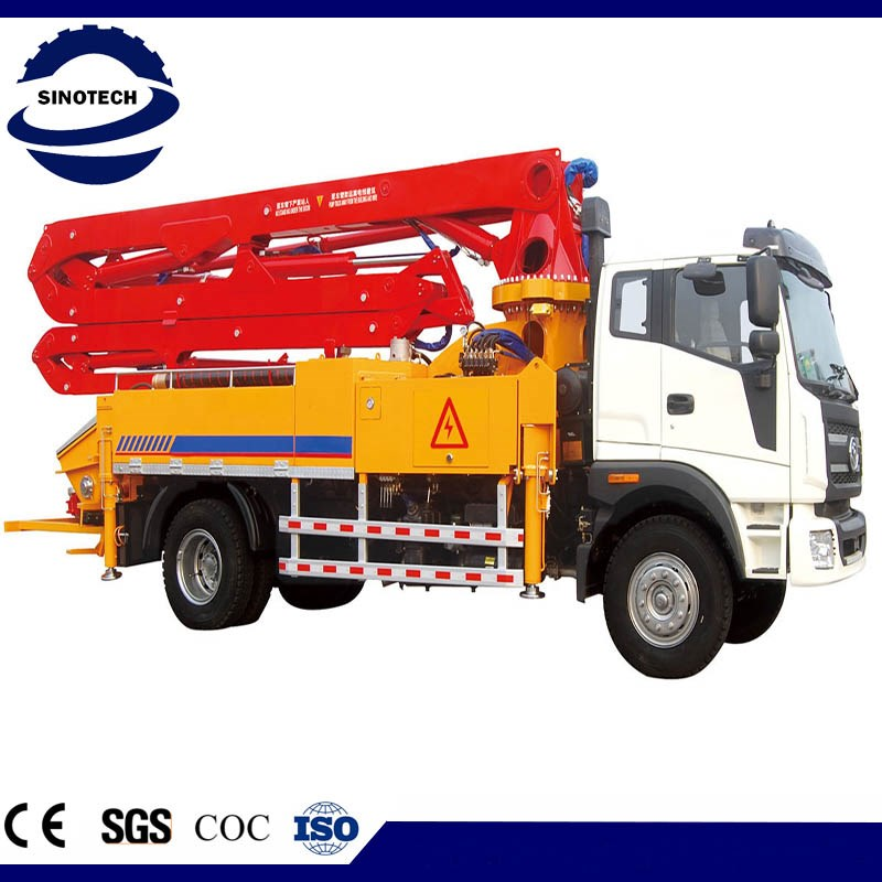 Good quality and low price 25m truck concrete pump