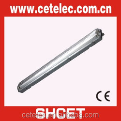 t8 outdoor waterproof light fixtures ip65 for led tube or strip or fluorescent