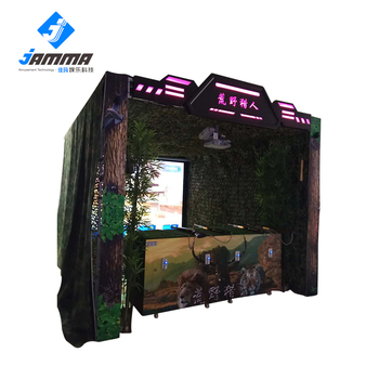 interactive robot 3d 4d 5d 7d 9d car driving simulator for battle virtual