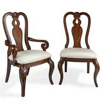 Queen anne wood chair legs in high quality