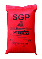 JIMMY CAT LITTER 25KG BAG