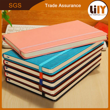 cheap a5 a6 a7 wholesale pu leather school notebook with logo custom