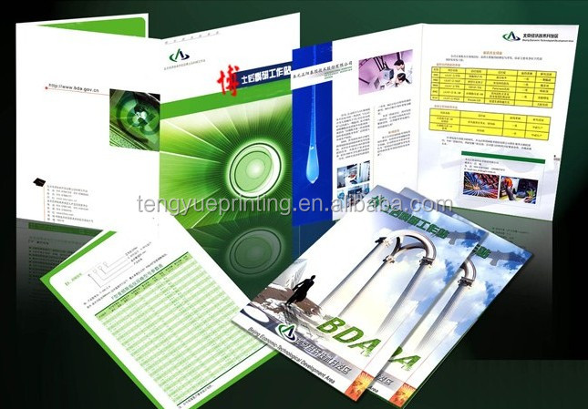Flyers/Leaflet/Catalogue/Brochure/Magazine/ printing Book