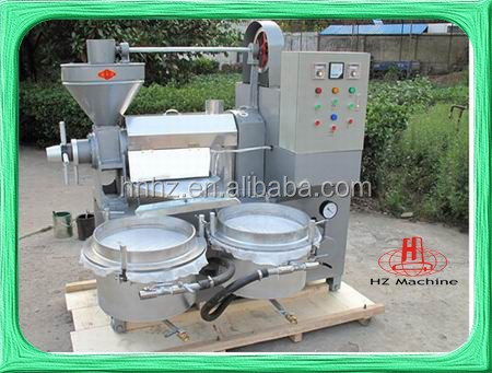 cold press oil extractor/portable oil press