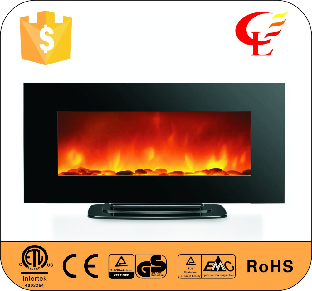 Led Real Flame Electric decorative fireplaces