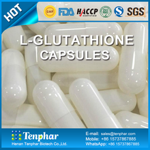400mg pure original glutathione best skin whitening pills capsules