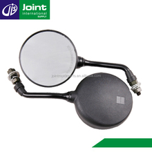For Bajaj CT100 Motorcycle Spare Parts Rearview Mirrors Scooter Rear View Mirrors