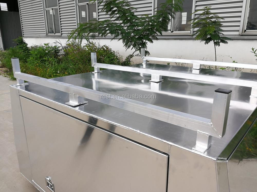 Ladder rack /Roof rack for UTE Canopy--1600x200mm (LxH)