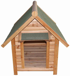 Wooden Dog House OT090021