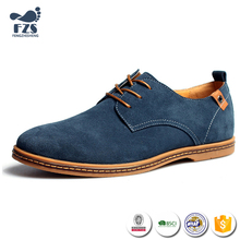 HFRTA119 2017 wholesale china cheap price leather dress shoes men blue