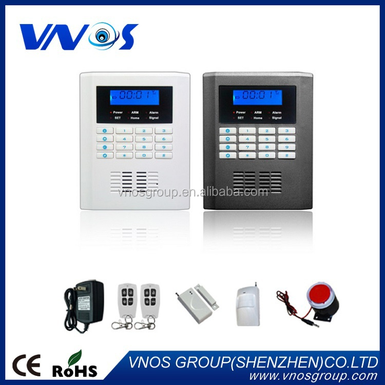 2015 crazy selling gsm pstn house alarms security system for Buy house alarm system
