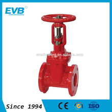 DIN Cast Iron Rising Stem gate valve, Made in China