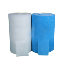2018 best selling white and blue colored air filter synthetic g3 pre filter