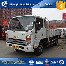 JAC New Brand 4x2 Light Cargo transportation truck 2ton, 3, 5 , 6ton light duty cargo Vehicle Mini 4x4 cargo truck