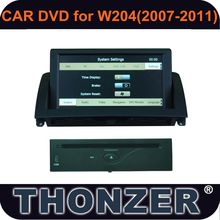 Original 8inch CAR DVD W204 for C W204 (2007-2011)