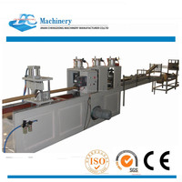 HJG-200 used paper edge protector machine