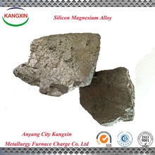 High Purity Ferro Silicon Manganese As Casting Additives / Cast Iron Additives