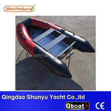 2015 inflatable flat bottom boat