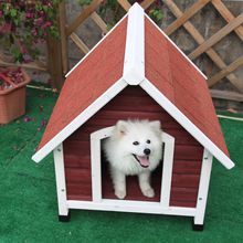 Heavy Duty Dog House Cage Wooden For Sale
