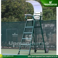 Aluminum tennis referee's chair